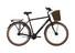 Ortler Monet - Bicicleta urbana Hombre - negro
